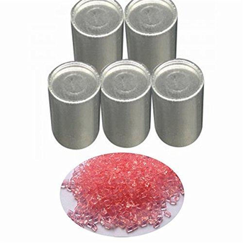 Flexible Acrylic,Fencia Dental Materials Denture Flexible Acrylic Flexible Dental Acrylic Without Blood Streak 5 Cans/Bag(Big)