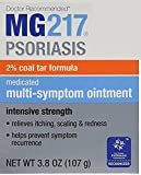 Mg 217 Intensive Strength Medicated Tar Ointment