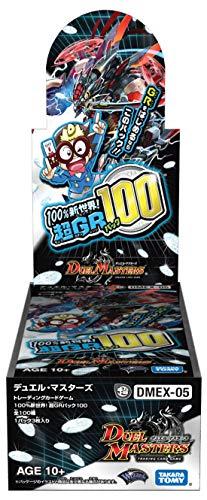 デュエル・マスターズ TCG DMEX-05 100%新世界 超GRパック100 DP-BOX