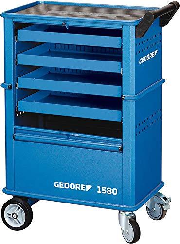 Werkzeugwagen 1580 625x400x 930mm 4SL Gedore - 2