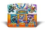 Skylanders Giants - Triple Pack Figuras D: Gill Grunt, Flashwing Y Double Trouble