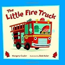 المركبات The Little Fire Truck (مقاس صغير)