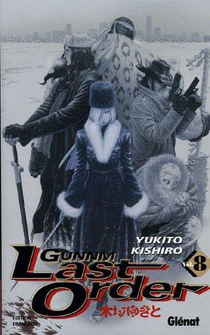Gunnm Last Order - Tome 08