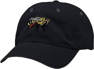 Custom Richardson Running Cap Honey Bee Embroidery Animal Name Polyester Hat