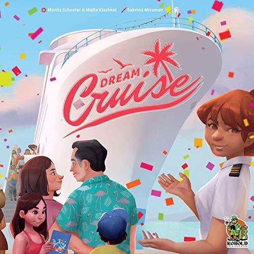 Kobold Spieleverlag Dream Cruise Brettspiel deutsch