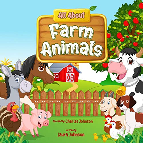 All About Farm Animals  By  cover art