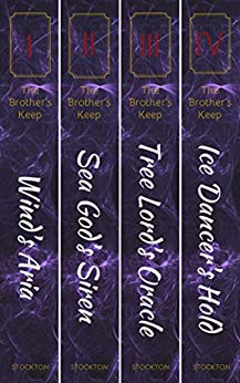 The Brother's Keep: Four-Novella Box Set by [Tessa Stockton]