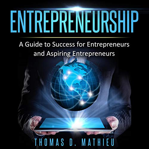 Entrepreneurship - A Guide to Success for Entrepreneurs and Aspiring Entrepreneurs audiobook cover art