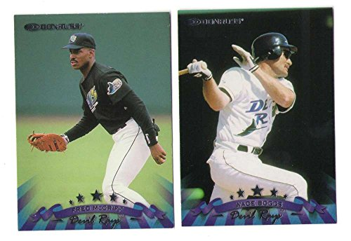 1998 Donruss Update - TAMPA BAY DEVIL RAYS Team Set