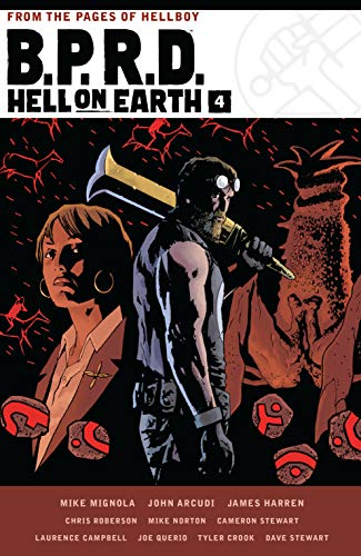 B.P.R.D. Hell on Earth Volume 4 (English Edition)