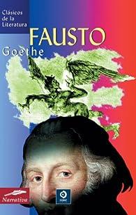 Fausto par Johann Wolfgang von Goethe