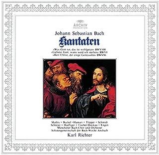 Bach: Cantatas BWV 100/8/96