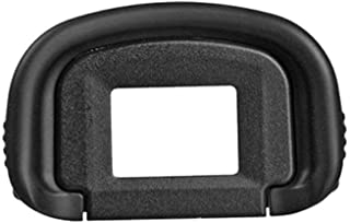 JJC EC-5 Eyepiece Eyecup Viewfinder for Canon EOS 5D Mark III/5D Mark IV/5DS R/5DS/7D/7D Mark II/1D X/1Ds/1D, Replaces Ori...