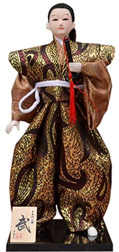 Wukong Direct Samurai Japonés Figuras Artesanías Muñeca humanoide Decoración para la Oficina en casa Regalo # 14
