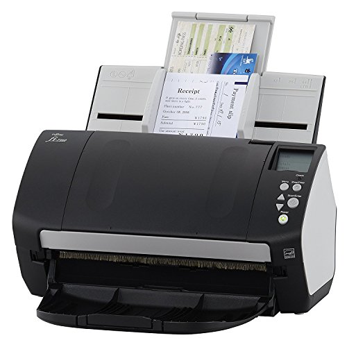 Fujitsu fi7160 Color Duplex Document Scanner  Workgroup Series