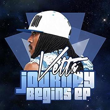 Journey Begins - EP