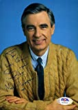 Fred Rogers Autographs And Memorabilia Television