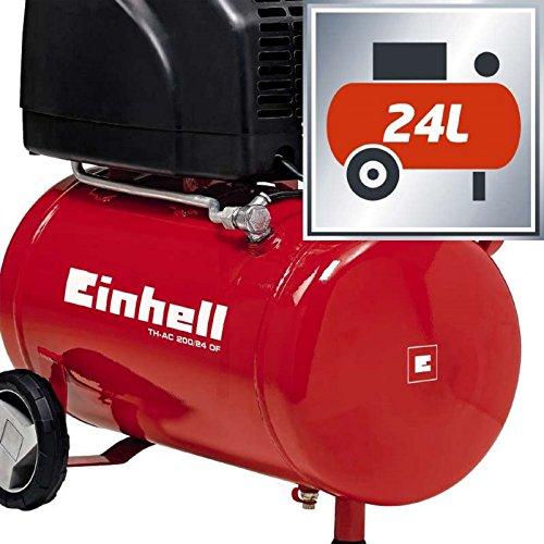 Einhell Kompressor TH-AC 200/24 OF - 7