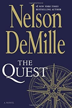 The Quest  A Novel by DeMille Nelson  2013  Hardcover
