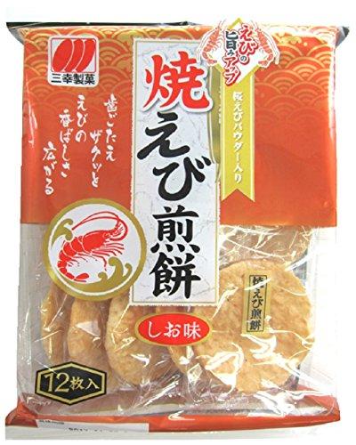 焼えび煎餅 12袋