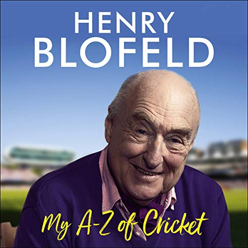 My A-Z of Cricket cover art