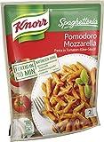 Knorr Spaghetteria Pomodoro Mozzarella Fertiggericht Pasta (in Tomaten-Käse-Sauce) 5 x 163 g
