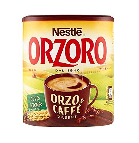 3 Nestle Orzoro und kaffee Instant lösliche Gerste Getreidekaffee Kaffee 120 gr