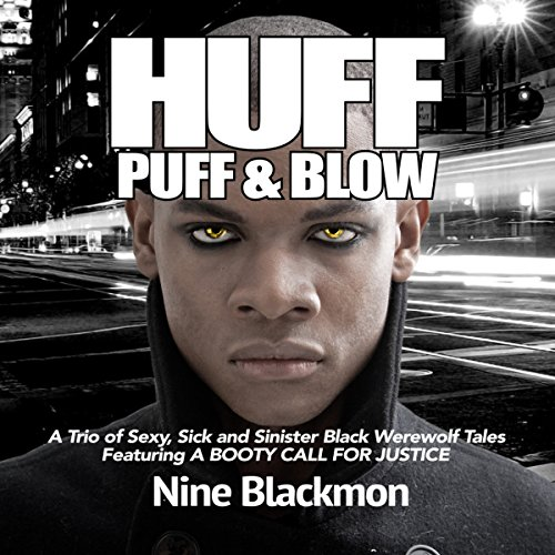 Huff, Puff & Blow, Book 1 audiobook cover art