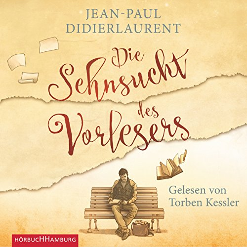 Die Sehnsucht des Vorlesers                   By:                                                                                                                                 Jean-Paul Didierlaurent                               Narrated by:                                                                                                                                 Torben Kessler,                                                                                        Gergana Muskalla                      Length: 3 hrs and 59 mins     1 rating     Overall 5.0