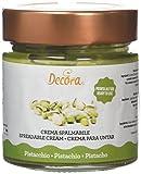 Decora 0300508 Crema Spalmabile Pistacchio 230gr