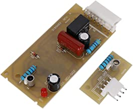 4389102 Refrigerator Ice Maker Sensor Control Board Kit for Whirlpool Kenmore Kitchen Aid Maytag Jenn Air Replace # W10757851 AP5956767 W10193666 ADC9102 2198586 PS557945 AP3137510
