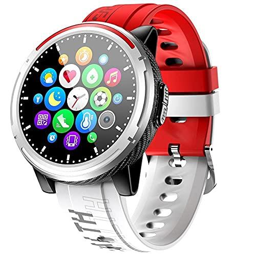 Smart Watch - Pulsera Inteligente - Multi - Función - Reloj Deportivo Pantalla Redonda Modo de Movimiento al Aire Libre Bluetooth Llamar Reloj-2