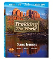 Trekking the World: Scenic Journeys [Blu-ray] [Import]