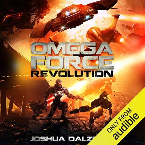 Revolution: Omega Force, Book 9