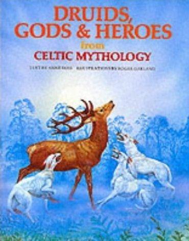 Druids, Gods & Heroes from Celtic Mythology (World Mythology Series)