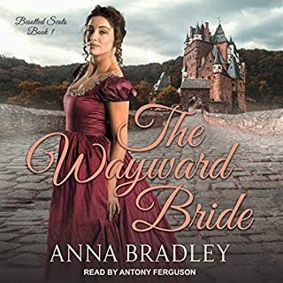 The Wayward Bride audiobook cover art