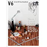 V6 live tour 2011 Sexy.Honey.Bunny! [DVD]