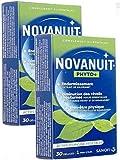 Novanuit PHYTO + - Actifs d'Origine VEGETALE - Lot de 2 Boites de 30 Gélules