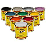 One Shot 1 LETTERING/PINSTRIPE PAINT 10 PRIMARY COLOR KIT