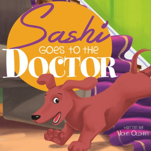 Sashi Goes to the Doctor audiobook cover art