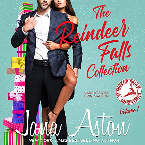 Couverture de The Reindeer Falls Collection, Volume 1