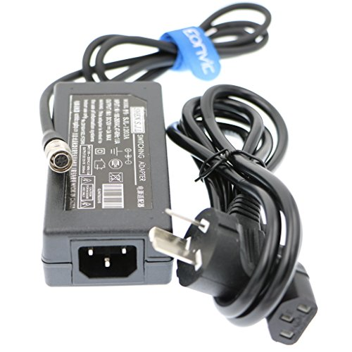 12V 3A hr10a-7p-6s Conector ADAPTADOR DE Corriente Para AVT GigE Industrie Basler Kamera