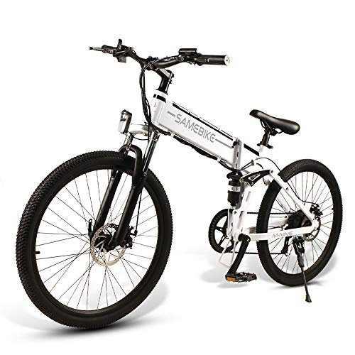 SAMEBIKE Bicicletas eléctricas con...