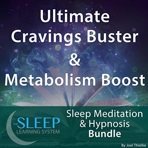 Ultimate Cravings Buster & Metabolism Boost audiobook cover art