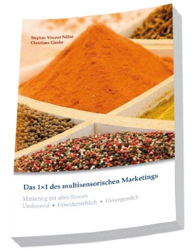 Das 1 x 1 des multisensorischen Marketings. Multisensorisches Branding: Marketing mit allen Sinnen. Unwiderstehlich . Unvergesslich . Umfassend