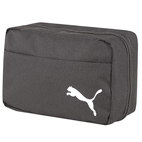 PUMA Unisex– Erwachsene teamGOAL 23 Wash Bag Kulturbeutel, Black, OSFA