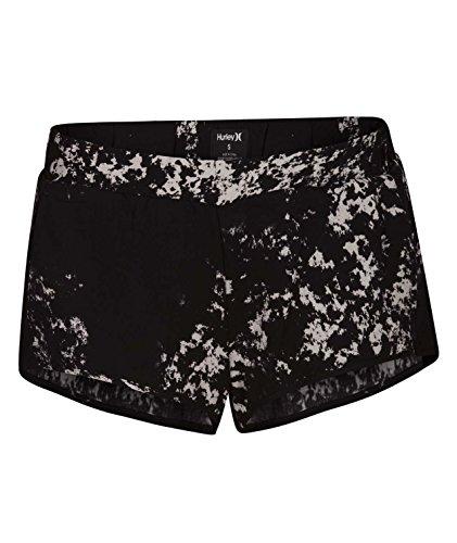 Hurley Damen Wash-Bekleidung L Schwarz