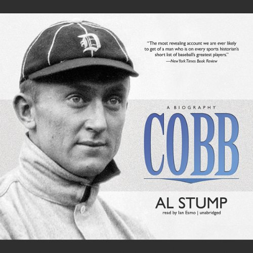 Cobb audiobook cover art