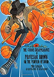 The Curious Disappearance of Professor Brown: Colour Edition