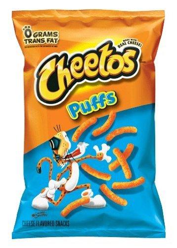 CHEETOS Jumbo Puffs - Large / Grande - 255 g / 9 oz